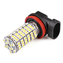120 LED H8/H11 Car Fog Light, 2Pcs