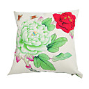 Realistic Flower Cushion Cover 4