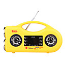 kaart mini speaker stereo FM radio met digitale display met LED-scherm