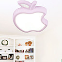 Ceiling Light in Apple Shaped Shade