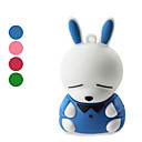 4gb stile cartone animato bunny usb flash drive (colori assortiti)