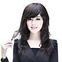 Hand Tied Long Wavy Mixed Hair Wig with UVP Antimicrobial Net