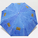 Windproof Jean UV Umbrella