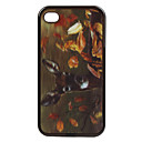 TP7 - Exquisite 3D Animal Pattern Back Cover for iPhone4 and 4s