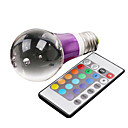 5W Energy-saving 16 Colors RGB LED Light-Remote light