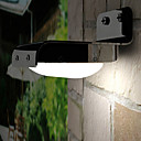 Solar 16 SMD White LED Motion Sensor PIR Wall Mount Garden Light