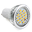 GU10 8W 640-720LM 3000-3500K Warm White Light LED Spot Bulb (220V)