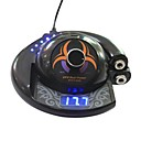 UFO Design LED Power Supply with Foot Pedal and Clip Cord