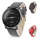 Women's Vogue Edition PU Leather Analog Quartz Wrist Watch (Assorted Colors)