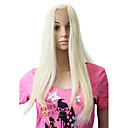 Lace Front High Quality Synthetic Blonde Straight Long Hair Wig
