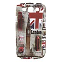Etui Rigide Motif Big Ben pour Samsung Galaxy S3 i9300 - Assortiment de Couleurs