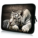 Resting Tiger Neoprene Laptop Sleeve Case for 10-15&quot; iPad MacBook Dell HP Acer Samsung