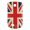 Retro-Design UK Flag Pattern Hard Case für Samsung Galaxy mini s5570