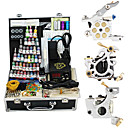 3 Alloy Tattoo Gun Kit for Lining and Shading