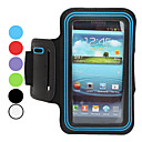 mote sport armbind pu lrveske til Samsung Galaxy s3 i9300 (assorterte farger)