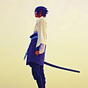 traje cosplay inspirado por naruto sasuke shippuden uchiha