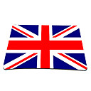 Union Jack Gaming Optical Mouse Pad (9 x 7 Zoll)