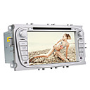 7 polegadas Car DVD Player com interface 3D para Ford Focus / Mondeo (GPS, 800x480, Bluetooth, TV, RDS, PIP)