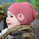 Hat striped Autumn and Winter Baby Hedging Caps(Fit for Child from 0-8 months)