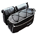 Outdoor 4 In 1 Bicycle Bag with Rain Cove (Top Tube Bag,Front Bag,Saddle Bag)
