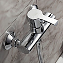 Sprinkle® by Lightinthebox - Morden Solid Brass Shower Faucet Chrome Finish