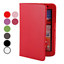Custodia in pelle PU con supporto per Samsung Galaxy Tab2 7.0 P3100 - Colori assortiti