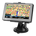 4,3-Zoll-Touchscreen GPS Navigator Support TF, USB, MP3, MP4