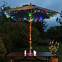 60 Colorful Outdoor Led Solar Fairy Lights Christmas Decor Lamp Gifts