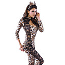 Lions Femmes Sexy Halloween Costume Excit (2 Pices)