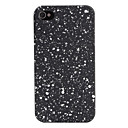 Dots Pattern Hard Case for iPhone 4 and 4S (Assorted-Colors)