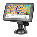 5 Inch Touchscreen Auto GPS Navigator TF, USB, MP3, MP4, Ebook