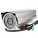 EasyN-Waterproof H.264 IP Camera Webcam with 1.0 Megapixel and Built-in IR-Cut Function