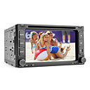 andróide 6,2 polegadas 2DIN carro dvd player com gps, tv, wi-fi, 3G