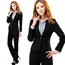 Women's Fashion Business Slim Suit