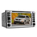6,2 polegadas carro dvd player para kia (bluetooth, gps, ipod, rds, SD / USB, controle de volante, tela sensvel ao toque)