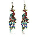Peacock Shaped Earring