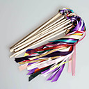 Personalized Wedding Ribbon Wand - Set of 100 (More Colors)