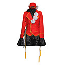 Cosplay Costume Inspired by Black Butler Ciel Phantomhive Red