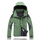 VALIANLY-1152 Waterproof Outdoor Men's Skiing Jacket