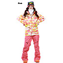 20000mm Waterproof FELICE-New DINO-SPY Women's Skiing Jacket (Multi-color Available)