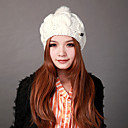 Deniso-1129 Fashion Knit Winter Hat(Multi-Color Available)