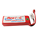 Real-C High Rate 2300mAh 11.1V 3S 30C Li-Polymer Battery