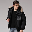 Men's Warm Winter Coat(Black)