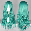 Cosplay Wig Inspired by Sailor Moon Neptune Green