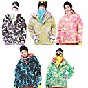 TSN\CODE 10000mm Waterproof Unisex Skiing Jacket (Multi-color Available)