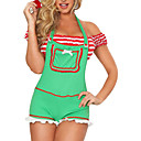 Cute Red Polyester Costume de Noël (3 Pieces)