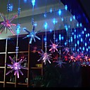 2Mx0.65M Explosin Bola Lmpara LED String con 48 LEDs - Decoracin de Navidad y Halloween