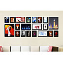Modern Wall Photo Frame Collection-Set de 20 PM-20A a