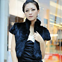 Delicate Short Sleeve Rabbit Fur Evening/Wedding Jacket/Wrap (More Colors)