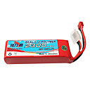 Real-C High Rate 2300mAh 11.1V 3S 25C Li-Polymer Battery